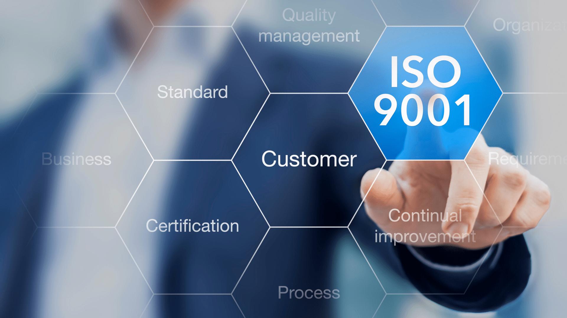 consulenza sistemi di gestione per la qualità Iso 9001