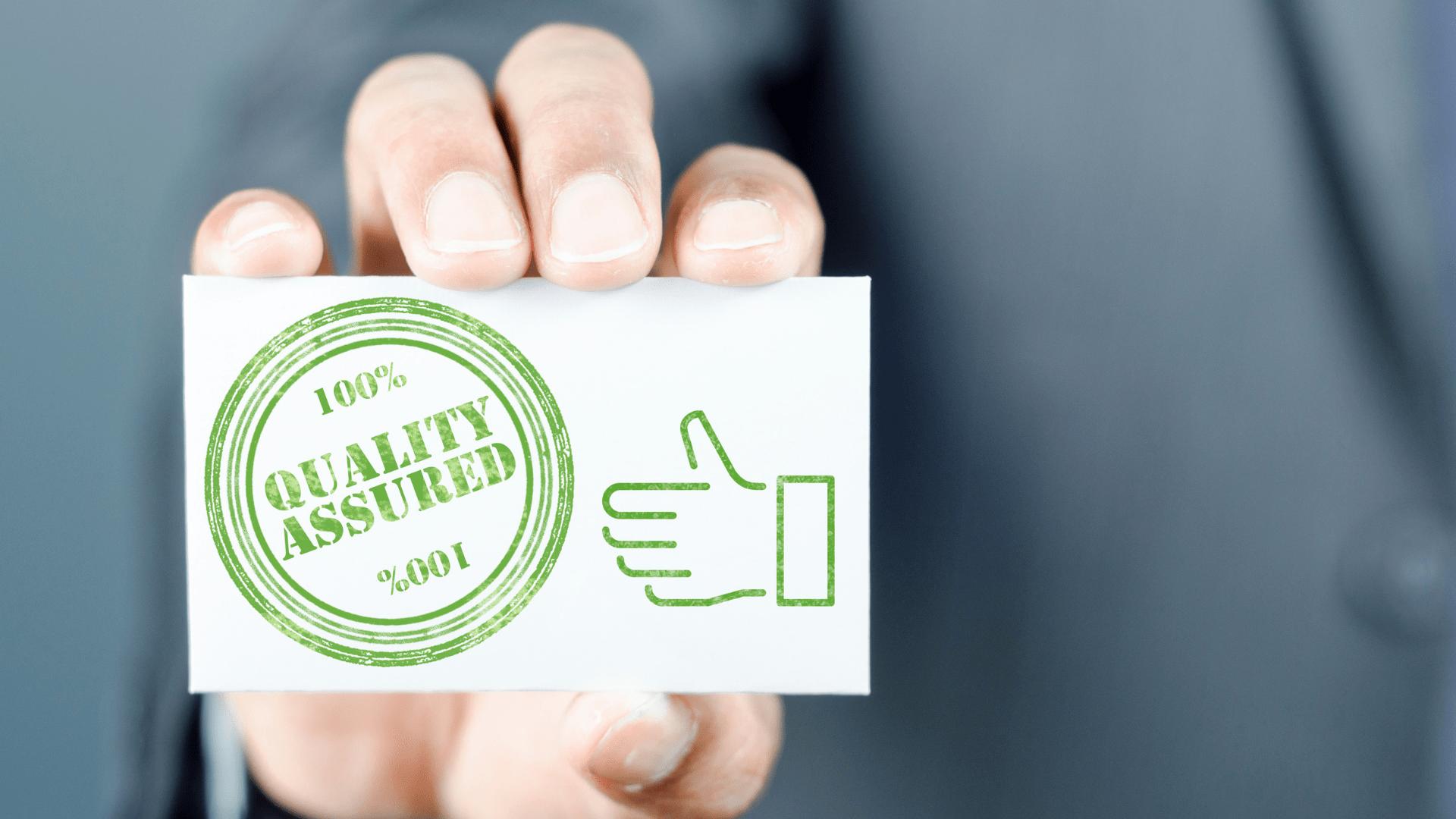 Certificazione Aziendale Qualità Ambiente Sicurezza