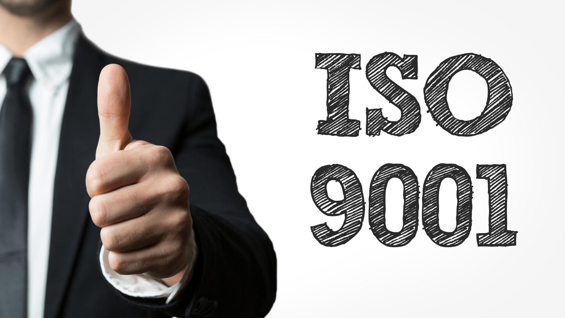 sistema di gestione qualità iso 9001